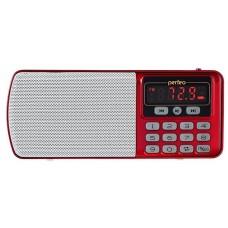 Радиоприемник Perfeo Егерь красный (i120-red) i120-RED