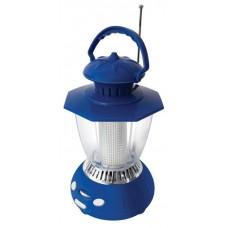 Радиоприемник портативный Hyundai H-RLC120 синий 480285