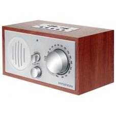 Радиоприемник Hyundai H-SRS160 вишня H-SRS160