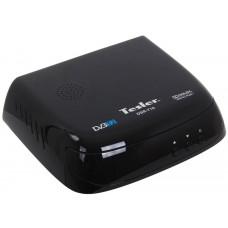 Цифровой телевизионный dvb-t2 ресивер Tesler dsr-710 DSR-710