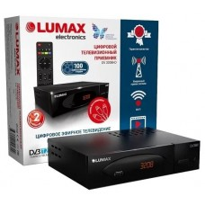 ТВ-ресивер Lumax ТВ-ресивер DVB-T2 DV3208HD DV3208HD