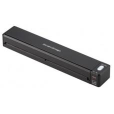 Сканер Fujitsu scansnap ix100 (мобильный. cis. a4. длинный документ до 216x863 мм. 600 dpi. до 12 стр./мин. питание от usb. wi-fi. windows+mac PA03688-B001