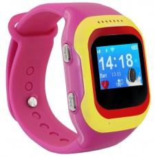 Умные часы детские Ginzzu gz-501 оранжевые GZ-501orange