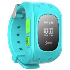 Детские умные часы Smart Baby Watch Q50 (Голубые)