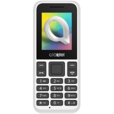 Мобильный телефон Alcatel OneTouch 1066D 1.8'' белый GSM/2SIM/160x128/Bluetooth/FM 1066DW
