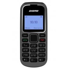 Сотовый телефон DIGMA A105 серый