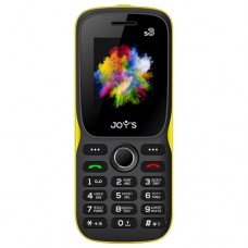 Телефон JOY'S S3 Black/yellow JOYSS3BLACKYELLOW