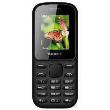 Мобильный телефон teXet TM-130 Black/red 126746
