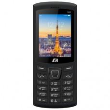 Мобильный телефон ARK U4 Benefit черный
