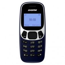 Мобильный телефон Digma Linx A105N 2G 32Mb темно-синий LT1046PM