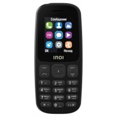 Мобильный телефон INOI 101 black 4660042752464