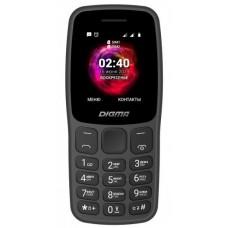 Мобильный телефон Digma C170 Linx 32Mb графит LT1059PM