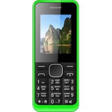 Телефон Irbis SF06 зеленый 1.77'' 32 Мб SF06g