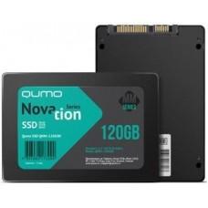 Накопитель SSD QUMO QMM-120GSNND  120GB QM Novation {SATA3.0. 7mm} OEM QMM-120GSNND OEM