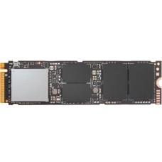 Накопитель SSD Intel 760p Series 512GB. M.2 80mm. PCIe 3.0 x4. 3D2. TLC SSDPEKKW512G801