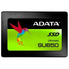 Накопитель SSD Adata SU650 60GB TLC 2.5'' SATAIII 3D NAND. SLC cach / without 2.5 to 3.5 brackets ASU650SS-60GT-C