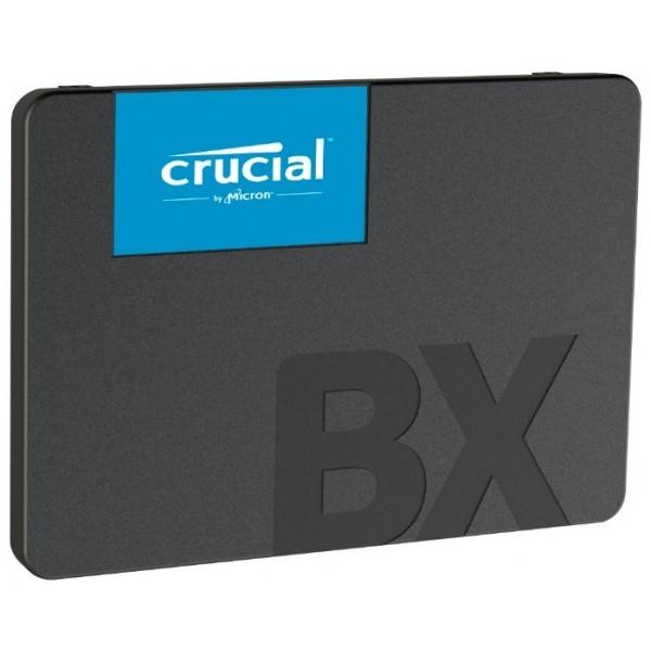 Накопитель SSD Crucial SATA III 120Gb CT120BX500SSD1 BX500 2.5'' CT120BX500SSD1
