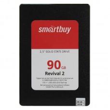 SSD-накопитель 2.5 090GB SMARTBUY REVIVAL 2 SB090GB-RVVL2-25SATA3