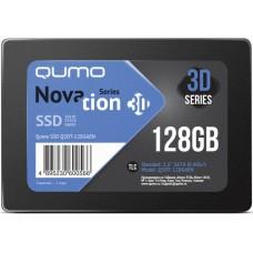 Твердотельный накопитель SSD QUMO Novation 3D 128Gb Q3DT-128GAEN