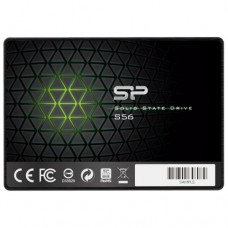 SSD Silicon Power S56,120GB  2.5'', SATA III [R/W - 560/530 MB/s] TLC