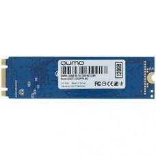 Накопитель SSD QUMO Novation TLC 3D 120GB M2 2280 (Q3DT-120GPPN-M2)
