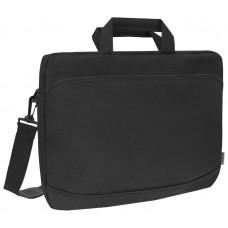 Сумка для ноутбука Defender Monte 17'' черный. органайзер 26065