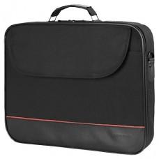 Сумка для ноутбука Continent CC-100 BK до 15.6'' (черный. полиэстр. 42 x 31.5x 7 см.) CON-CC100/Black