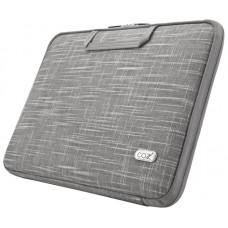 Cozistyle защитный чехол-подставка для ноутбука  Stand Sleeve 11-12'''', внут. размеры 30cm X 19.7cm x 1.7cm, серый Cozi Stand Sleeve Compatibility: Macbook Air 11''''/12''''