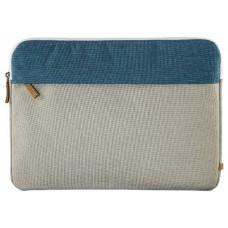 Чехол для ноутбука 13.3'' Hama Florence серый/зеленый полиэстер (00101571) 00101571