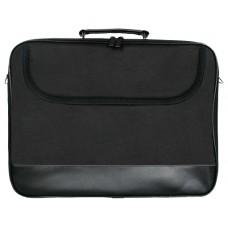 Сумка для ноутбука Defender Ascetic 15''-16'' черный. жесткий каркас. карман 26019