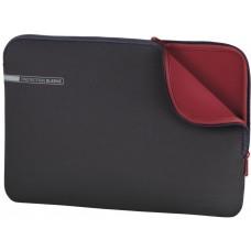 Чехол для ноутбука 13.3'' Hama Neoprene серый/красный неопрен (00101549) 00101549