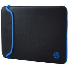 Чехол для ноутбука 14.0'' HP Chroma черный/синий неопрен (V5C27AA) V5C27AA