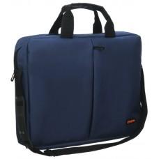 Сумка для ноутбука 15.6'' EXEGATE OFFICE F1590 Dark-Blue. темно-синяя. полиэстер