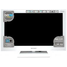 Телевизор Shivaki stv-24ledgm9 full hd. dvb-t. usb коричневый STV-24LEDGM9