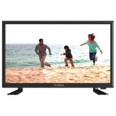 Телевизор  IRBIS 22S30FA103B, 22'', 1920x1080, 16:9, Analog (PAL/SECAM), Input (AV RCAx2, USB, VGA, HDMI, PC audio), Output (3,5 mm),  Black