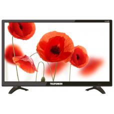 Телевизор Telefunken 21.5'' TF-LED22S53T2 черный/FULL HD/50Hz/DVB-T/DVB-T2/DVB-C/USB (RUS)