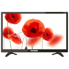 Телевизор Telefunken TF-LED22S53T2 черный TF-LED22S53T2