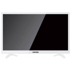 Телевизор Asano 24LH1011T TV, HD, White, T2/CI+/AC3, Hotel mode