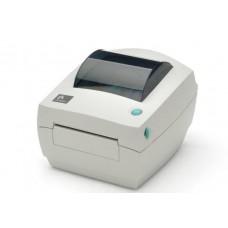 Принтер этикеток Zebra dt printer. gc420d: 203dpi. eu and uk cords. epl and zpl. usb. serial and parallel (centronics). 8mb std flash. 8mb sdram GC420-200520-000