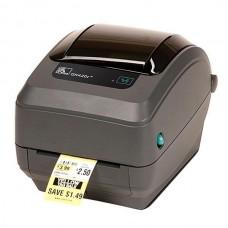 Принтер Zebra gk420d. 203 dpi. euro and uk cord. epl. zplii. usb. ethernet GK42-202220-000