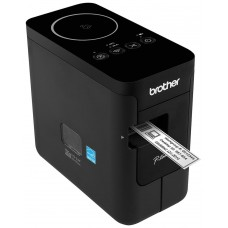 Принтер для печати наклеек Brother p-touch pt-p750w lenta wifi PTP750WR1