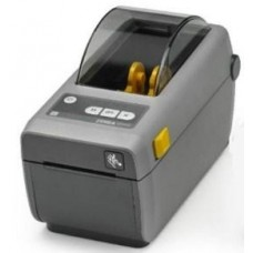 Принтер Zebra DT ZD410: 2''. 203DPI. USB+HOST ZD41022-D0E000EZ