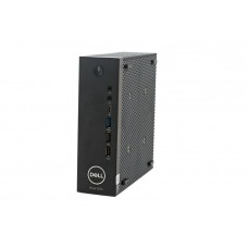 Тонкий Клиент Dell Wyse 5070 Cel J4105 (1.5)/4Gb/SSD32Gb/UHDG 600/Windows 10 IoT Enterprise/GbitEth/65W/мышь/черный 210-ANVC