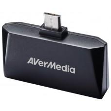 Tv-Тюнер avermedia technologies avertv mobile 510 plastic pack AVERMEDIAMOBILE510