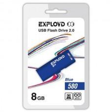 8Gb - Exployd 580 EX-8GB-580-Blue