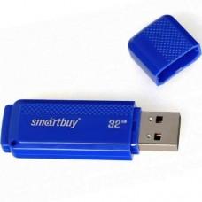 Память USB Flash RAM 32Gb Smart Buy Dock Blue