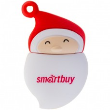 Память Flash USB 16Gb SMARTBUY  NEW YEAR САНТА-A