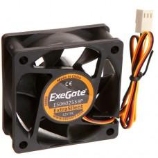 Вентилятор ExeGate ExtraSilent ES04010S3P, 40x40x10 мм, подшипник скольжения, 3pin, 5000RPM, 24dBA