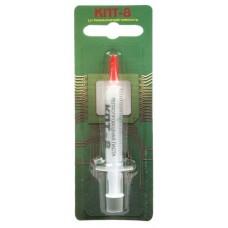 Термопаста КПТ-8  1.5 гр шприц