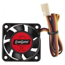 Вентилятор для видео Exegate 4010m12s (mirage 40x10s. 5000 об./мин.. 3pin) ex166186rus EX166186RUS